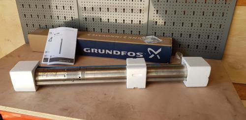 Grundfos SQ búvárszivattyú