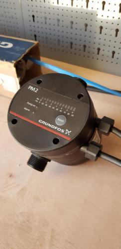 Grundfos PM2 szivattyú vezérlő